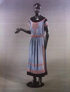 """Modèle Robe """"Donatienne"""""""