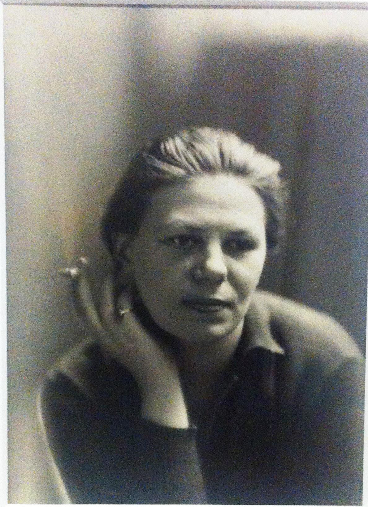 Auto-portrait, 1927