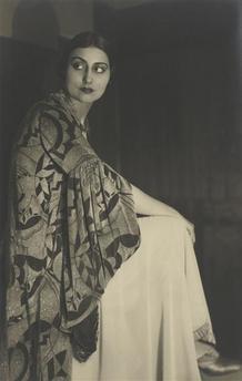 Modèle Sonia Delaunay