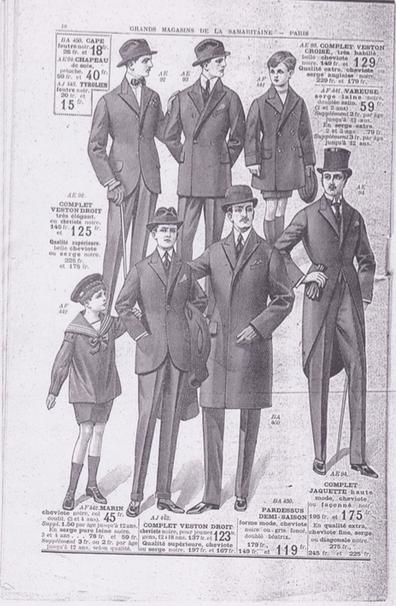 Catalogue Samaritaine, 1921