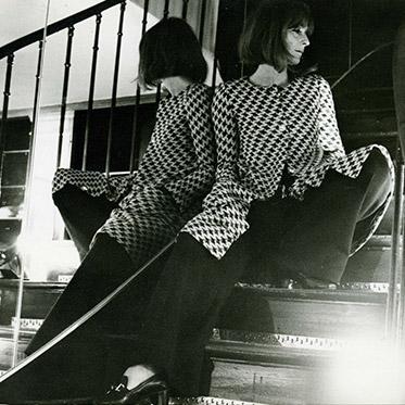 1968-Mme-Rykiel-ouverture-de-la-1er-boutique-rue-de-grenelle-en-mai-19682