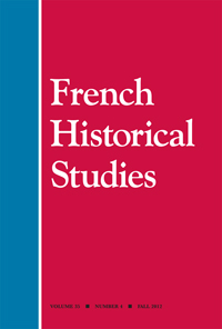 Special issue of FHS on fashion history!